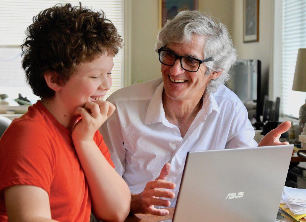 Mr Bill online tutor